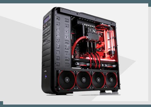 assembled PC