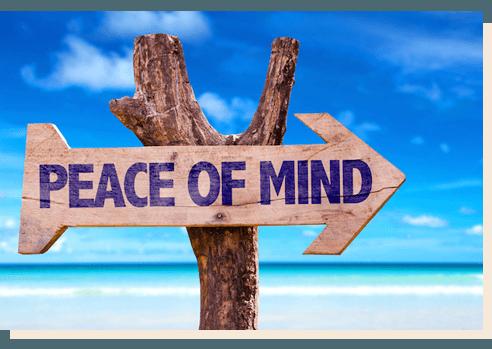 peace of mind, custom built pc