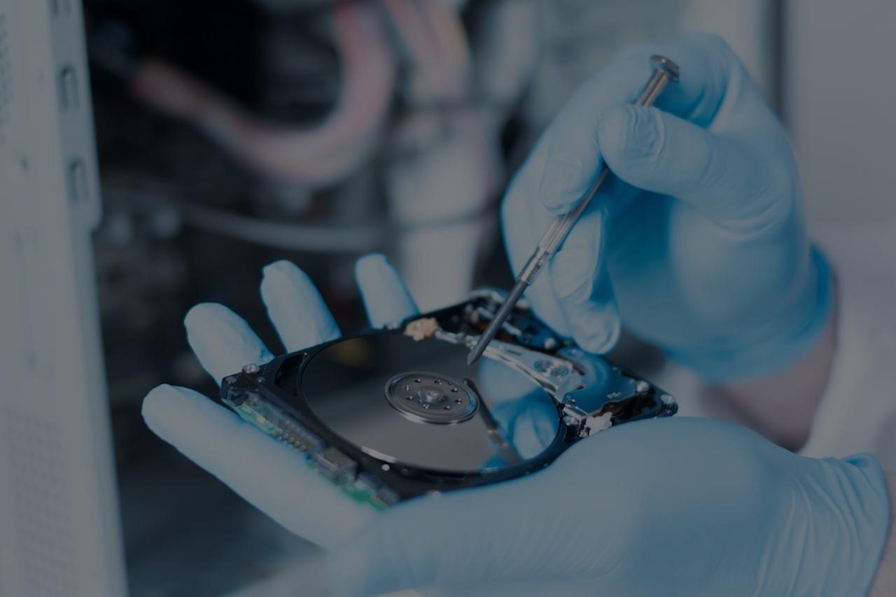 ssd hard drive repair
